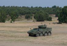 Vilkas infantry fighting vehicle (IFV