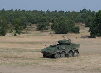 Vilkas infantry fighting vehicle (IFV