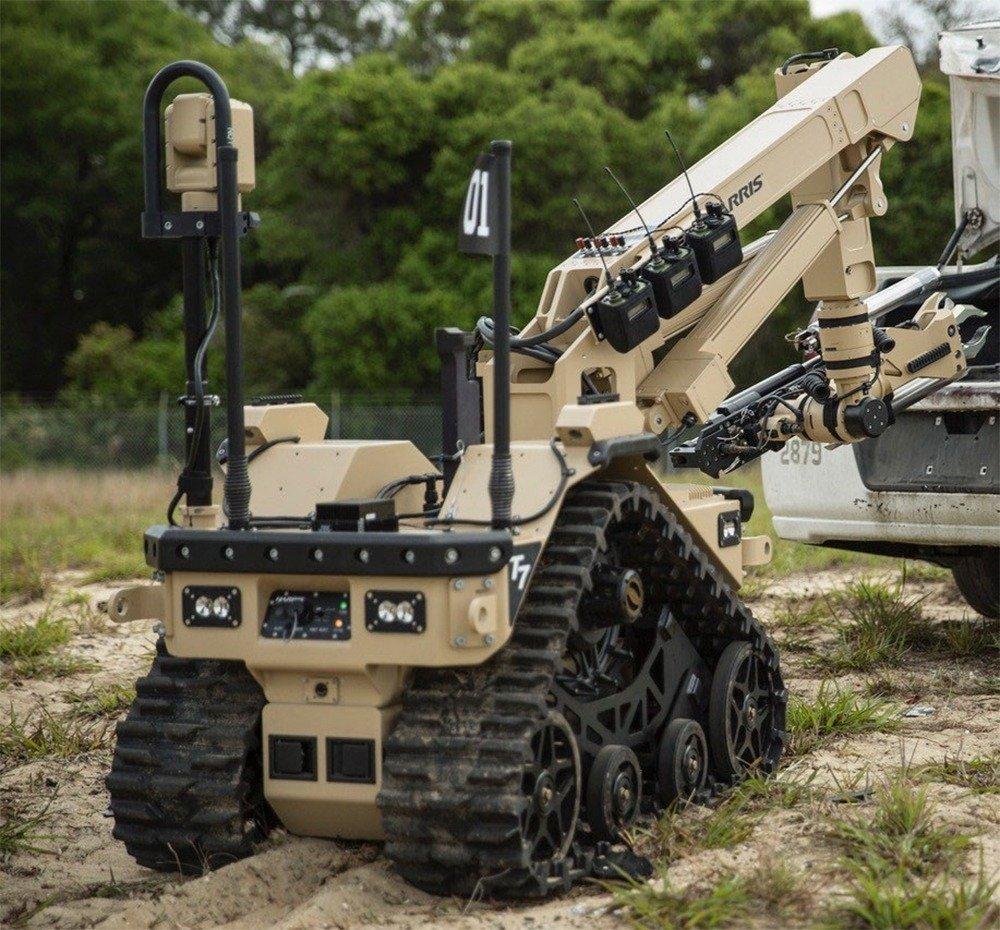 Event  Military Robotics And Autonomous Systems