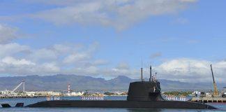 Sōryū-Class Attack Submarine