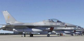 Romanian F-16