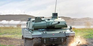 Altay Main Battle Tank