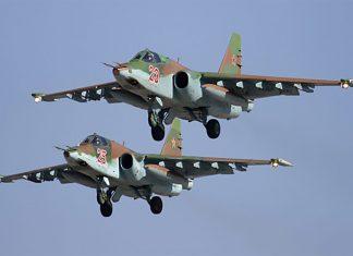 russian su-25 syria