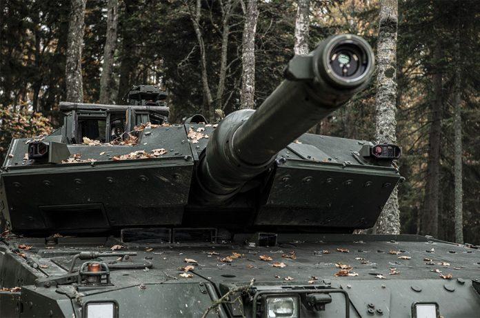 German Combat Vehicle Simulator